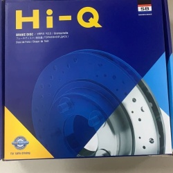 Диск тормозной HI-Q 6614203172