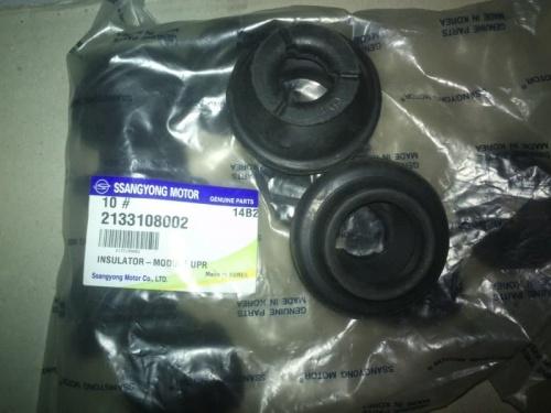Подушка радиатора верхняя 2133108002