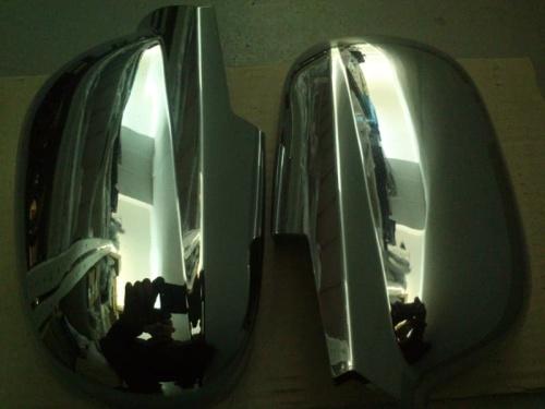 Накладка на зеркало (хром)