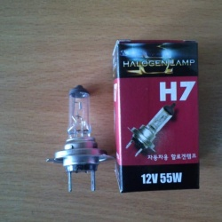Лампа фарная H7