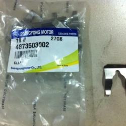 Скоба для тормозных шлангов 4873503002